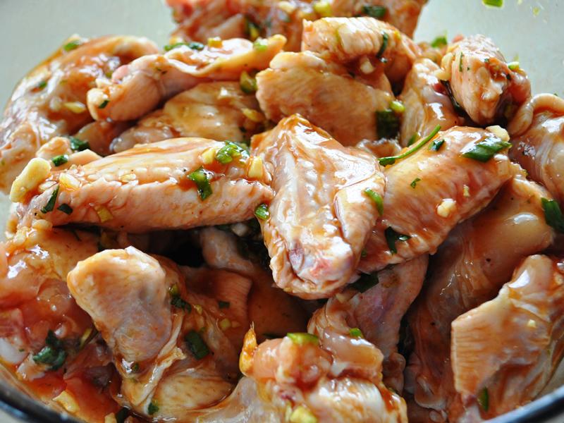 marinated wings   durban halaal meats