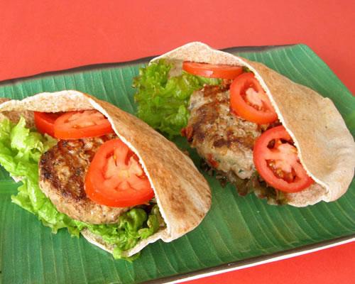 Mediterranean Lamb Burger - Durban Halaal Meats